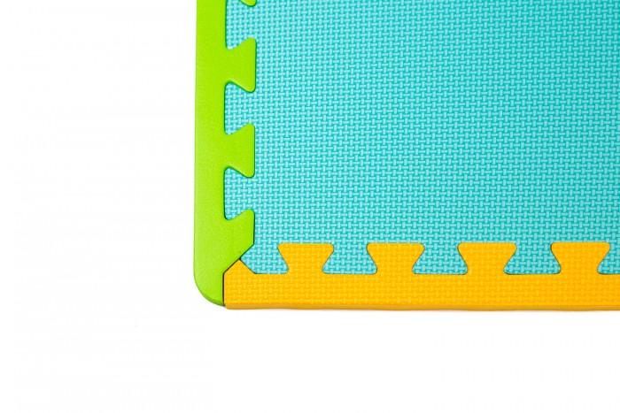 Игровые коврики Forest Набор бордюров для ковриков-пазлов 1.5 см 4 шт. набор ковриков для ванной modalin yana 2 предмета мятный