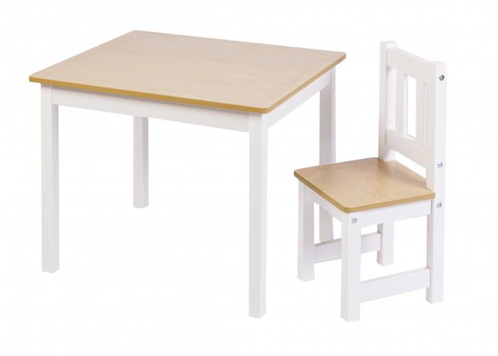 Forest kids Набор детской мебели (стол и стул) Vidar