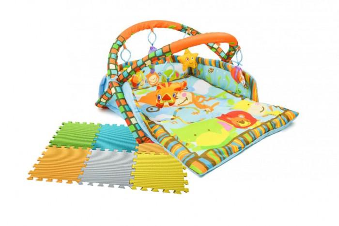 Купить Развивающие коврики, Развивающий коврик Forest Opondo и пазл Basic