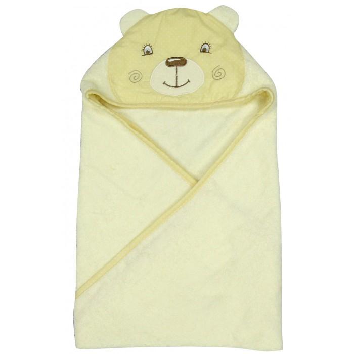 Купание малыша , Полотенца Forest Полотенце с капюшоном Мишка 100х100 см арт: 538531 -  Полотенца