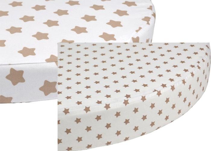 Простыни Forest Stars и Little 125х75