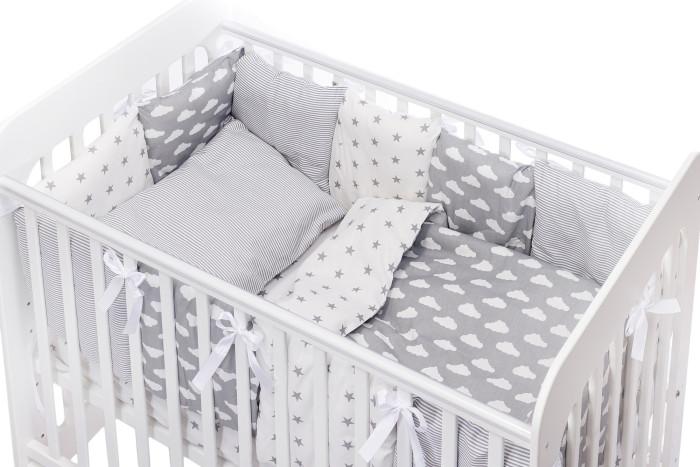 Купить Комплекты в кроватку, Комплект в кроватку Forest Sky (17 предметов)