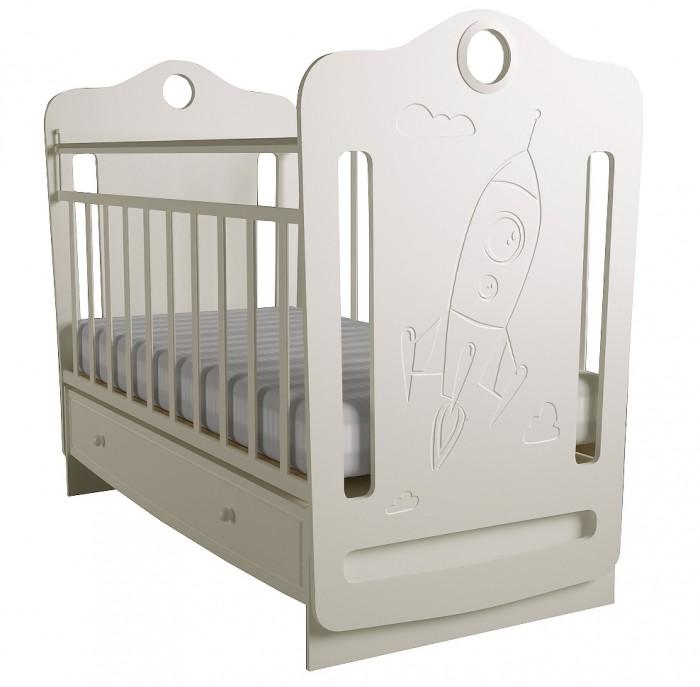 Купить Детские кроватки, Детская кроватка Forest Space маятник поперечный