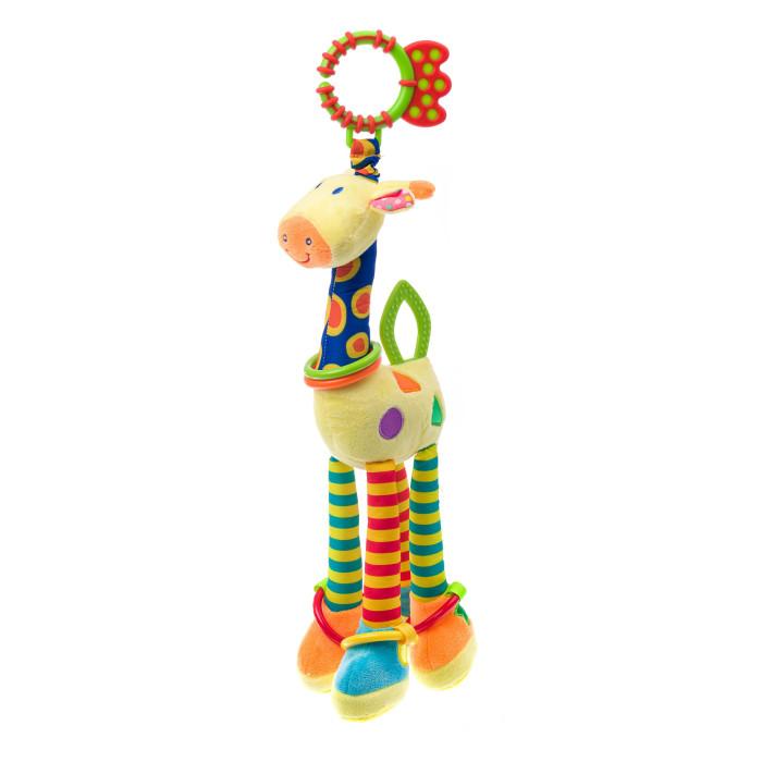 подвесные игрушки Подвесные игрушки Forest kids Жираф с колечками