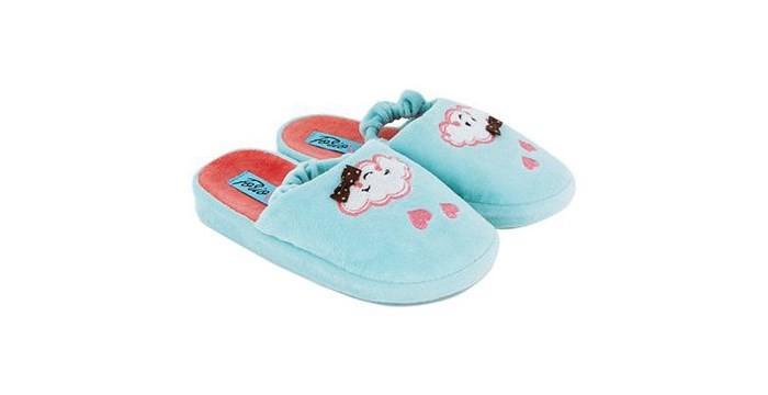 Фото - Домашняя обувь Forio Тапочки домашние 136-8457 1611
