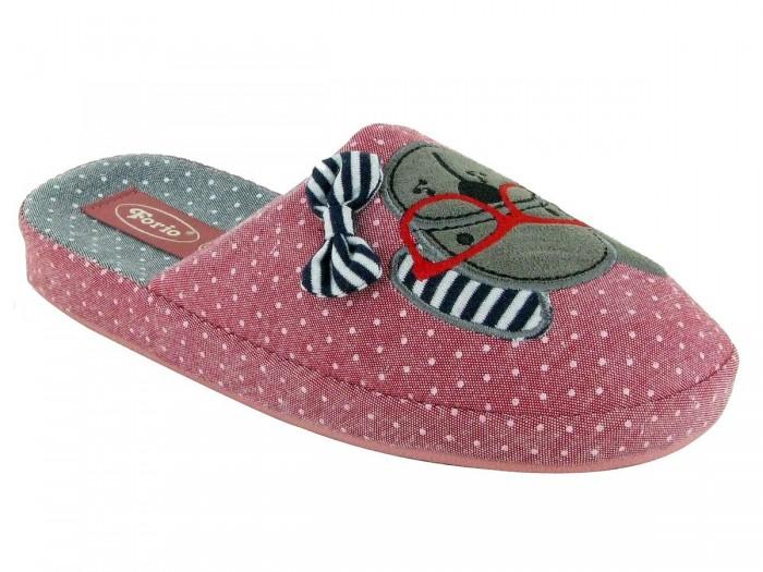 Домашняя обувь Forio Тапочки домашние для девочки 138-7164 тапочки beppi beppi be099awcblh3