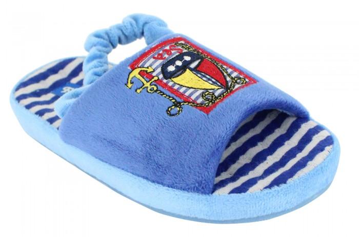 Домашняя обувь Forio Тапочки домашние для мальчика 126-5080 тапочки beppi beppi be099awcblh3