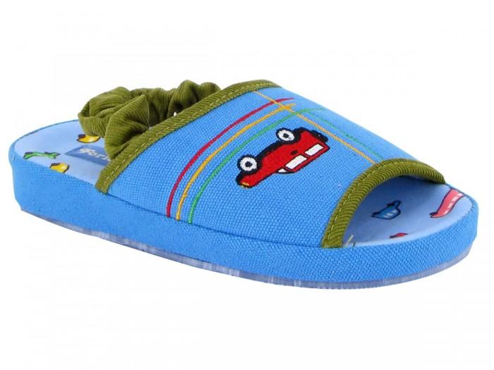 Домашняя обувь Forio Тапочки домашние для мальчика 126-7166 тапочки beppi beppi be099awcblh3