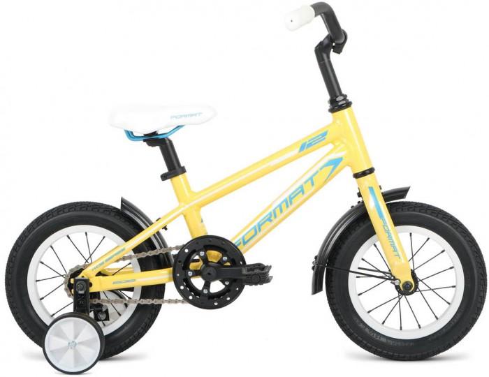 Велосипед двухколесный Format Girl 12