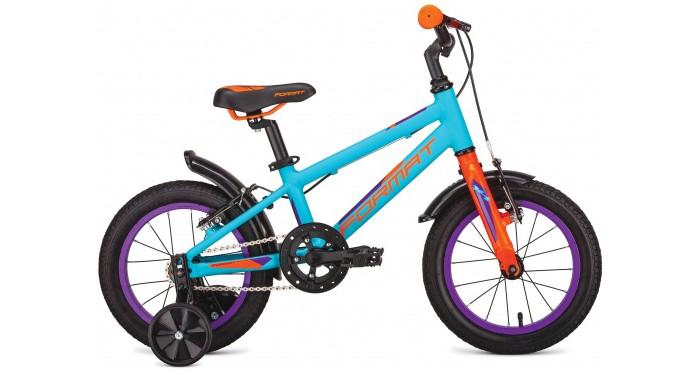 """Велосипед двухколесный Format Kids 14"""" рост OS"""