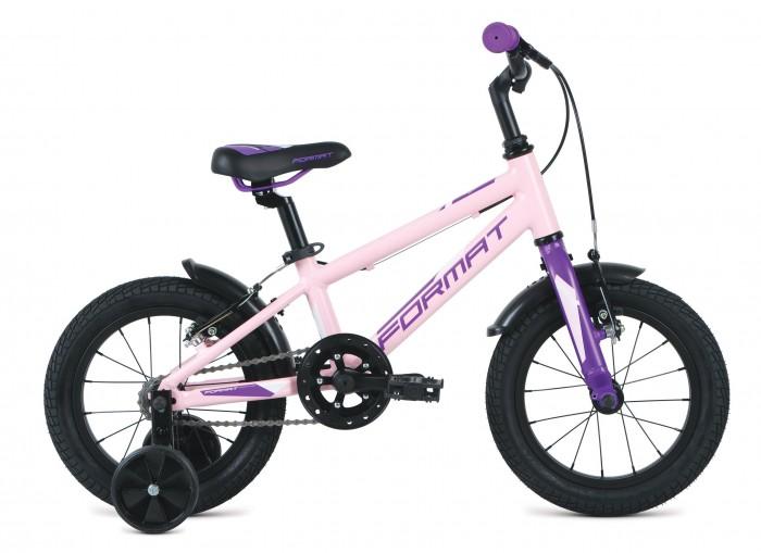 Двухколесные велосипеды Format Kids 14 2020 рост OS