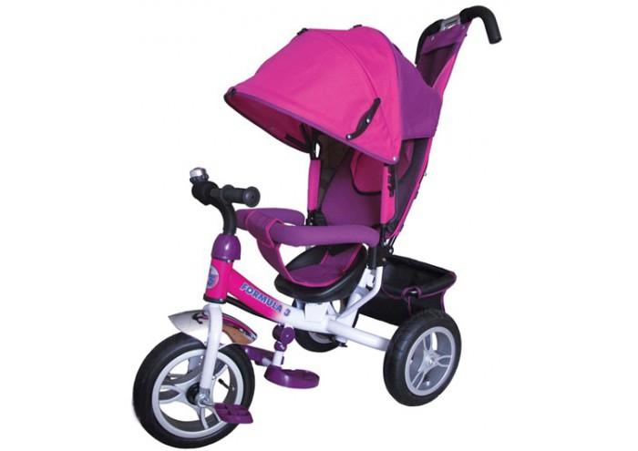 Велосипед трехколесный Carrello  Tilly Cayman с дождевиком BamBola