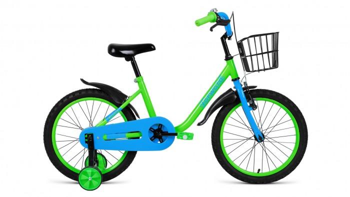 Купить Двухколесные велосипеды, Велосипед двухколесный Forward Barrio 18 2019