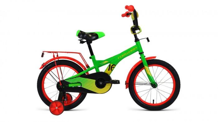 Двухколесные велосипеды Forward Crocky 16 2021