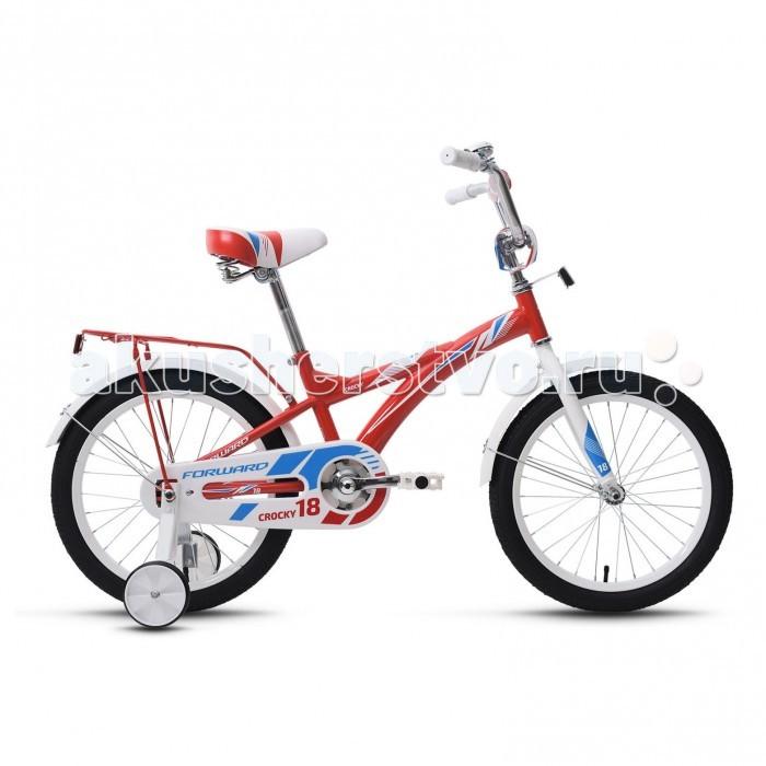 Велосипед двухколесный Forward Crocky 18 (2018)