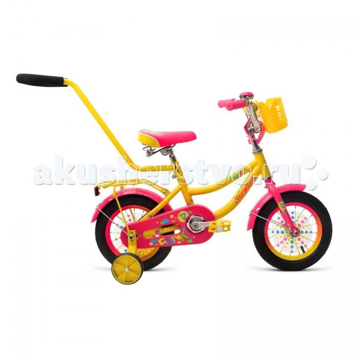 Детский транспорт , Двухколесные велосипеды Forward Funky 12 (2018) арт: 455111 -  Двухколесные велосипеды