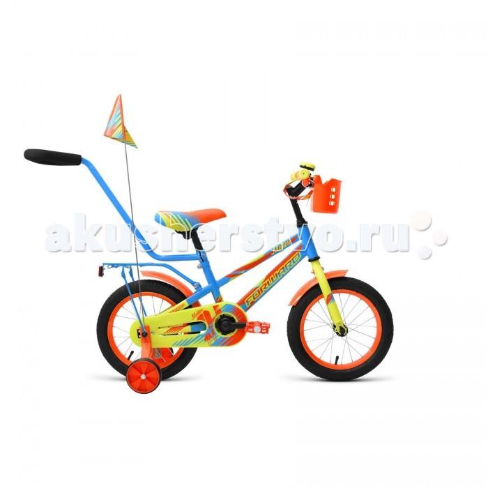 купить Двухколесные велосипеды Forward Meteor 14 (2018) недорого