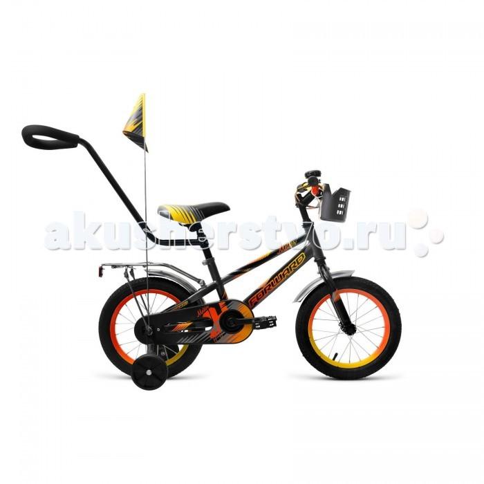 Велосипед двухколесный Forward Meteor 14 (2018)