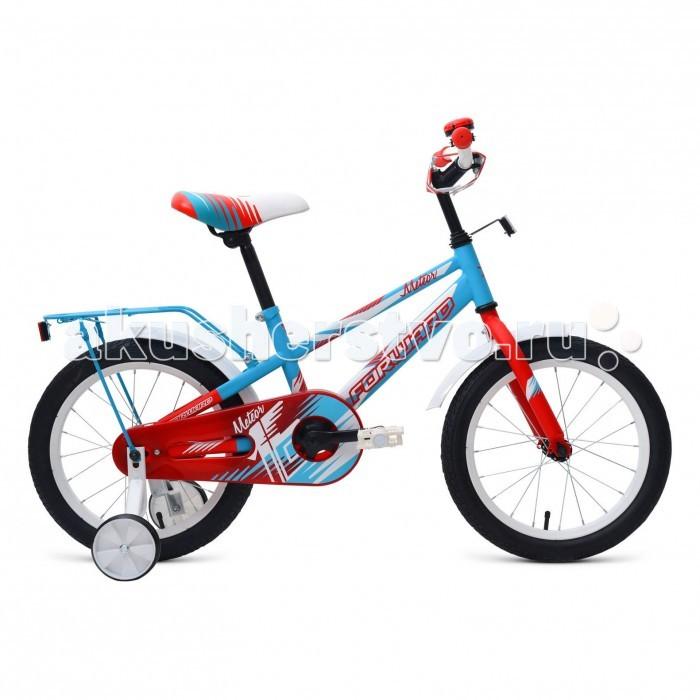 Детский транспорт , Двухколесные велосипеды Forward Meteor 16 (2018) арт: 455191 -  Двухколесные велосипеды