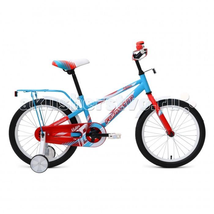 Детский транспорт , Двухколесные велосипеды Forward Meteor 18 (2018) арт: 455216 -  Двухколесные велосипеды