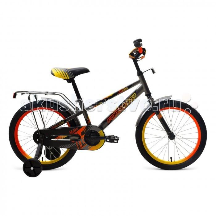 Двухколесные велосипеды Forward Meteor 18 (2018) велосипед forward terra 1 0 2016 18 navy white