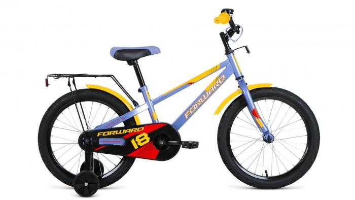 Велосипед двухколесный Forward Meteor 18 2021