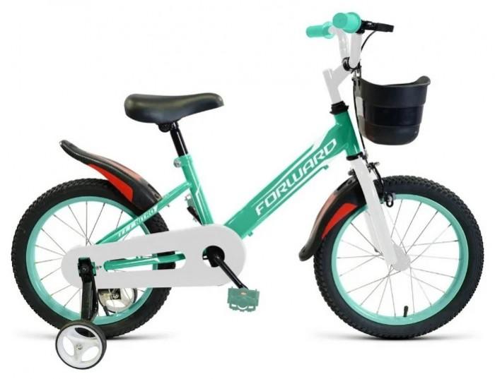 Купить Двухколесные велосипеды, Велосипед двухколесный Forward Nitro 16 2020