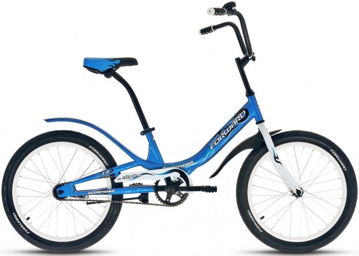 Велосипед двухколесный Forward Scorpions 1.0 20