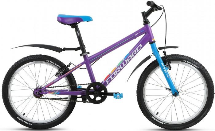 Велосипед двухколесный Forward Unit 1.0 20 рост 10.5Двухколесные велосипеды<br>Велосипед двухколесный Forward Unit 1.0 20 рост 10.5 предназначен для детей в возрасте от 5 до 9 лет, без переключения передач. Подходит для обучения и прогулочного катания в городских условиях.