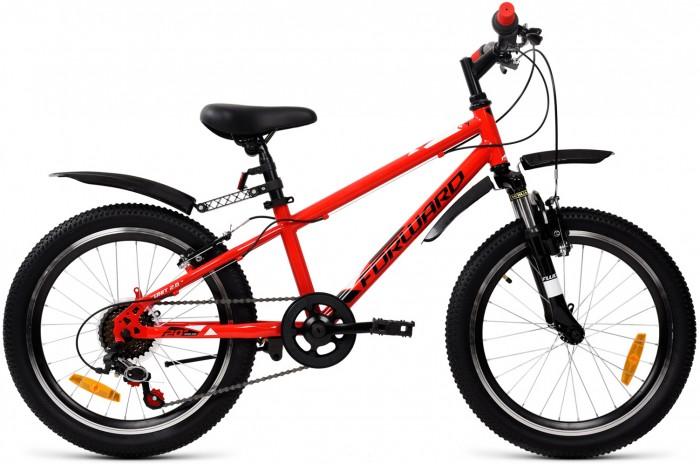 Велосипед двухколесный Forward Unit 2.0 20