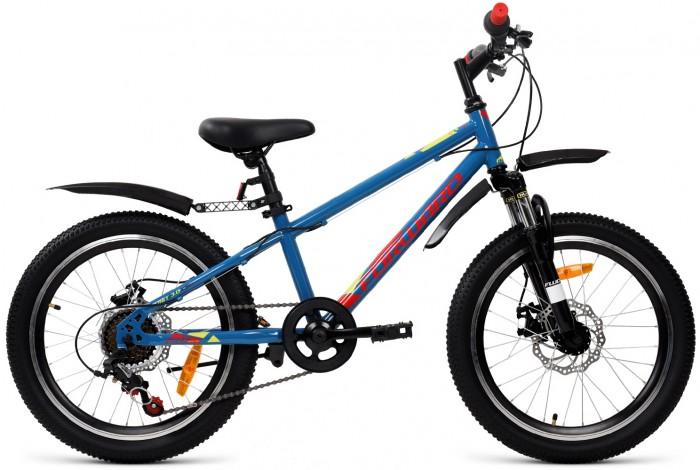 Велосипед двухколесный Forward Unit 3.0 disc 20