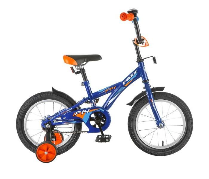 Двухколесные велосипеды Foxx F 14