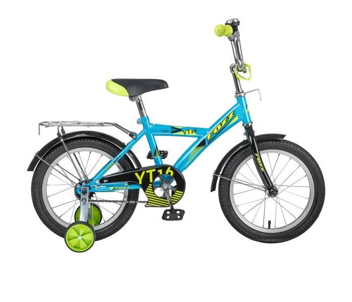 Двухколесные велосипеды Foxx YT 16, Двухколесные велосипеды - артикул:444679