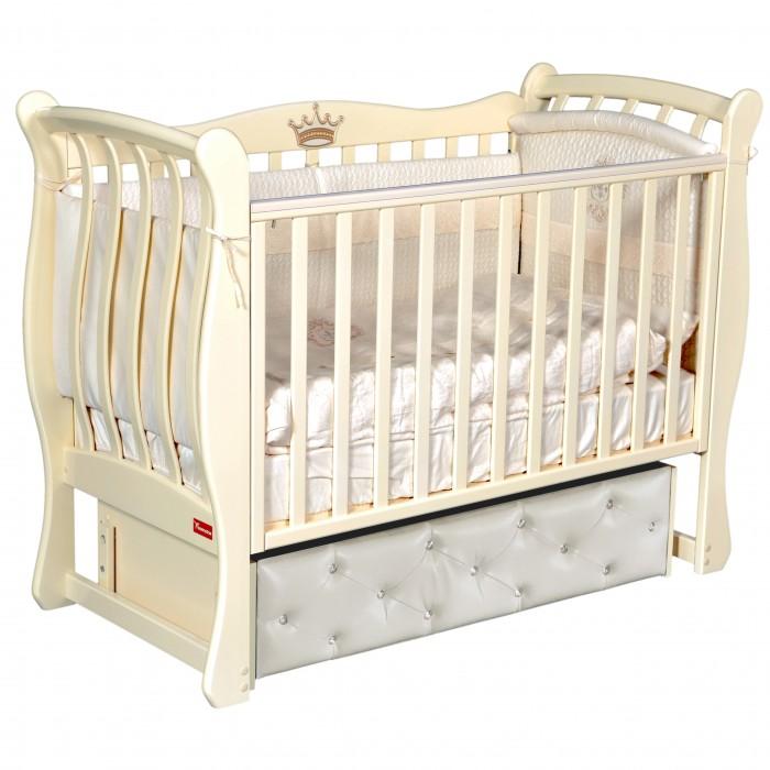 Детские кроватки Francesca Andrea Elegance Premium (универсальный маятник)