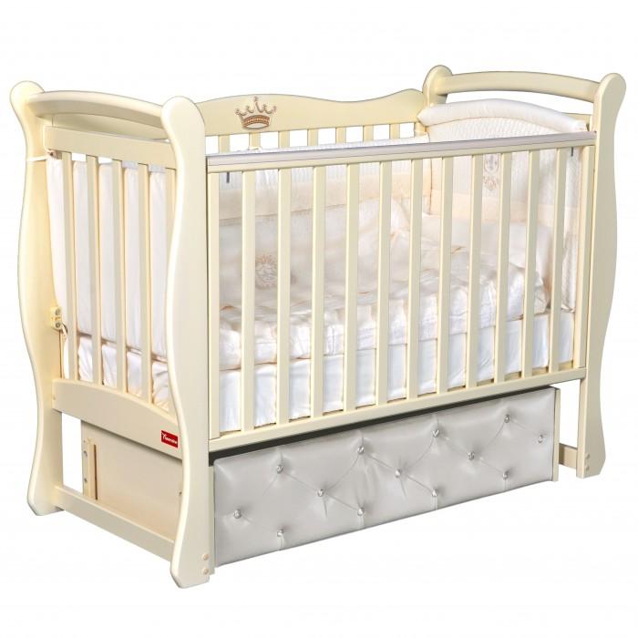 Детские кроватки Francesca Andrea Premium (универсальный маятник)