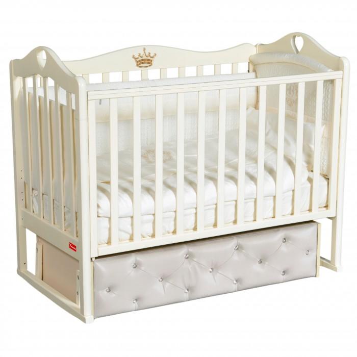 Детские кроватки Francesca Erika Premium (универсальный маятник)