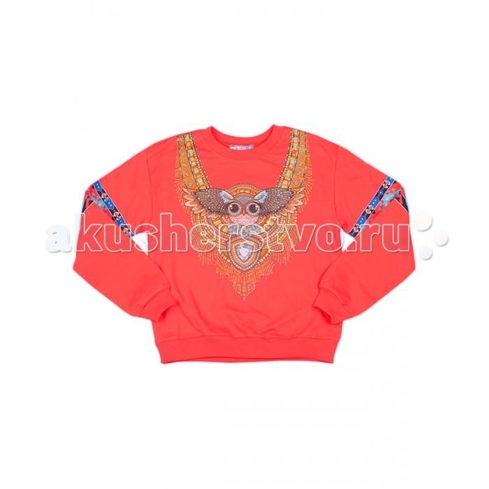 Детская одежда , Джемперы, свитера, пуловеры Free Age Джемпер ZG 09284-R арт: 368218 -  Джемперы, свитера, пуловеры