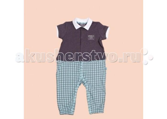 Детская одежда , Комбинезоны и полукомбинезоны Free Age Комбинезон Заяц-фотограф арт: 368908 -  Комбинезоны и полукомбинезоны