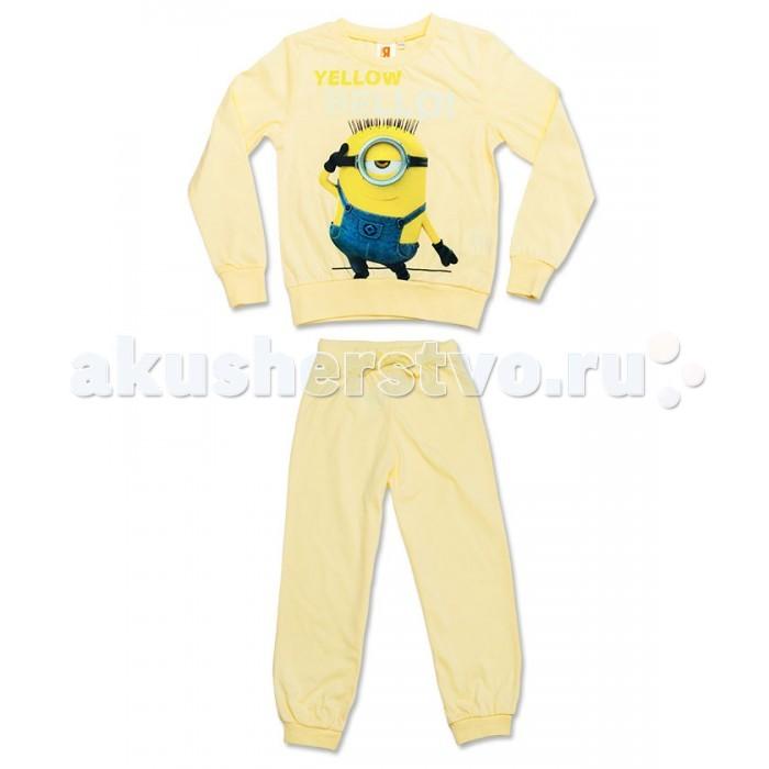 Детская одежда , Пижамы и ночные сорочки Free Age Пижама Миньоны арт: 367768 -  Пижамы и ночные сорочки