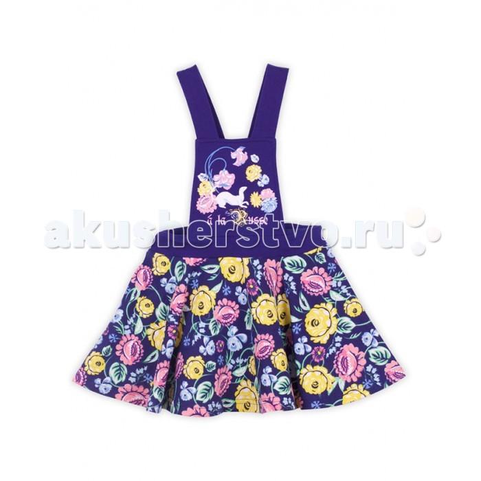 Детская одежда , Детские платья и сарафаны Free Age Платье Peppa Pig арт: 368783 -  Детские платья и сарафаны