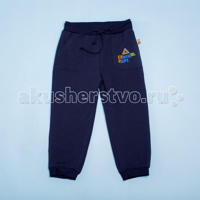 Брюки, джинсы и штанишки Free Age Брюки ZB 10061-D
