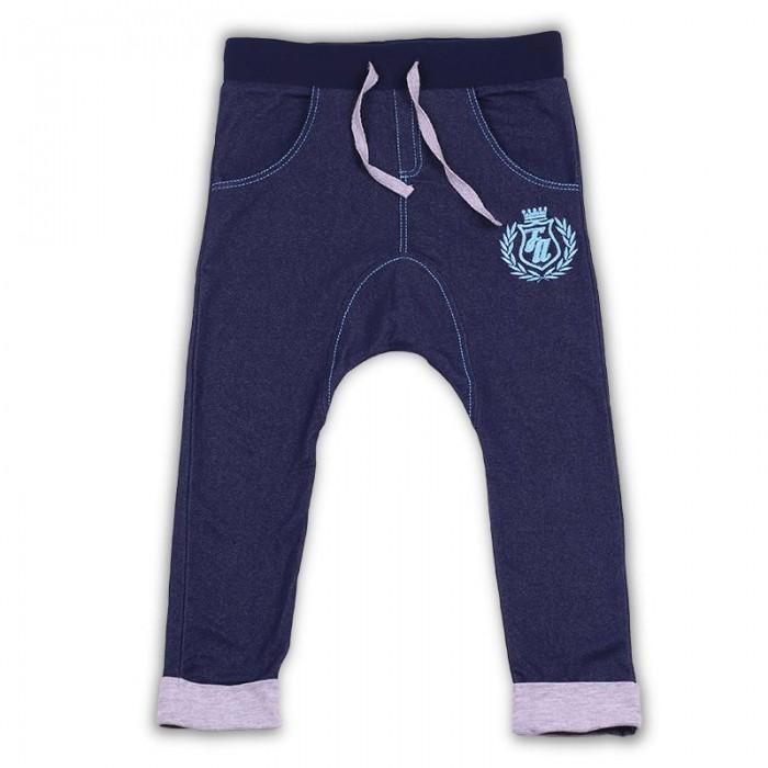 Брюки, джинсы и штанишки Free Age Брюки ZB 10228-B1