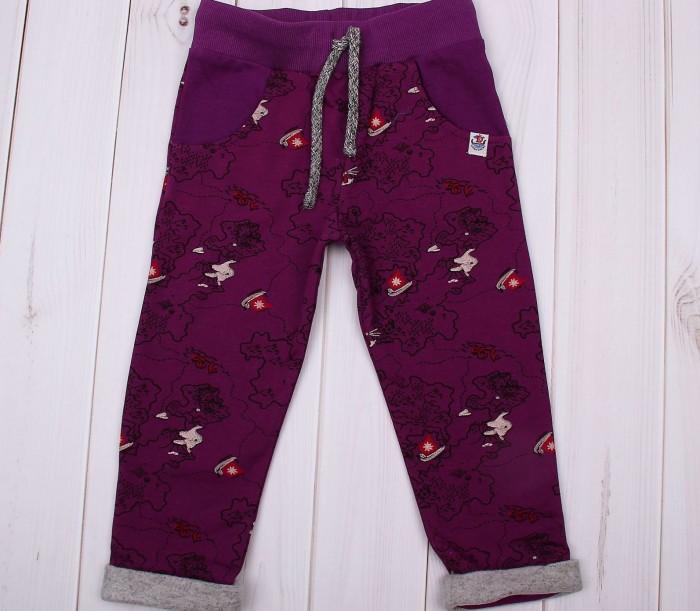 Брюки, джинсы и штанишки Free Age Брюки ZBB 10205-R