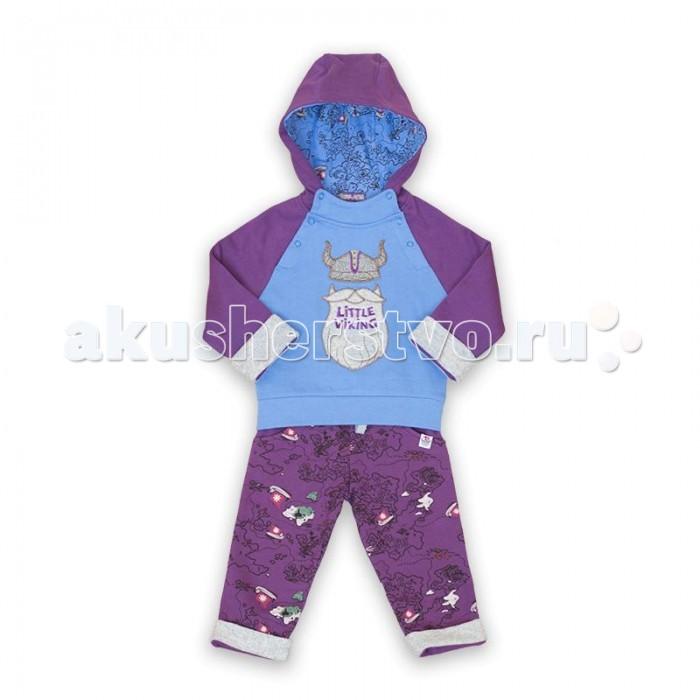 Детская одежда , Толстовки, свитшоты, худи Free Age Джемпер ZBB 09017-BR арт: 225385 -  Толстовки, свитшоты, худи