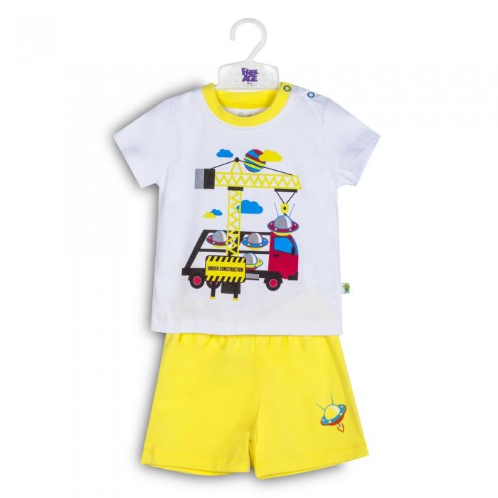 Free Age Комплект из футболки и шорт ZBB 25210-WY0