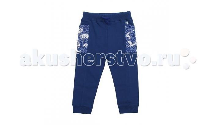 Брюки, джинсы и штанишки Free Age Штанишки Мальчик на Севере ZB 10257-B
