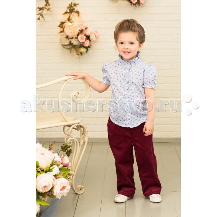 Детская одежда , Брюки, джинсы и штанишки Frizzzy Брюки для девочки вельветовые 4007-2 арт: 421089 -  Брюки, джинсы и штанишки