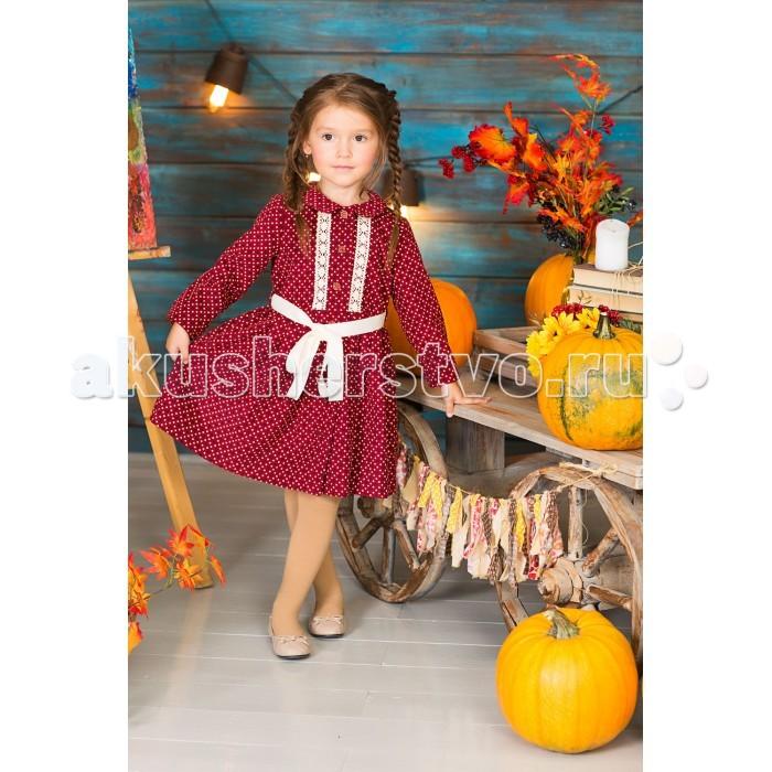 Frizzzy Платье для девочки Рапсодия 2Платье для девочки Рапсодия 2Frizzzy Платье для девочки Рапсодия 2  Платье для девочки из микровельвета (100% хлопок). Микровельвет - имеет самый тонкий рубчик – менее 1.5 миллиметра. Он практически не мнется и является довольно теплым материалом.   Рукав платья - свободный крой, внизу манжет собирается на мягкую резинку, чтобы девочке было удобно одевать и носить. Застегивается платье спереди на пуговиц. По бокам платья шлевки, в которые вставляется либо бежевый либо синий пояс. К платью прилагается 2 пояса, чтобы у вас был выбор поясов на каждый день. Украшено платье вязаным кружевом.   Состав: хлопок 100%. Уход: Стирать рекомендуется при температуре до 40 градусов, в режиме деликатной стирки.  Frizzzy — детская одежда на все случаи жизни из натуральных материалов. Товарная линейка марки развивается вместе c малышами ее создателей. Frizzzy предлагает одежду для детей от 1 года до 12 лет. Все модели объединяет то, что они выполнены из натуральных материалов.<br>