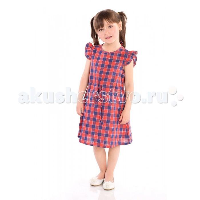 Frizzzy Платье для девочки с поясом 4023