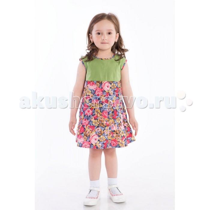 Frizzzy Платье для девочки Воланами 2274